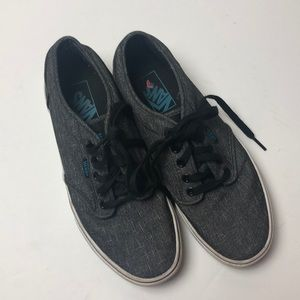 VANS Lace up gray sneaker
